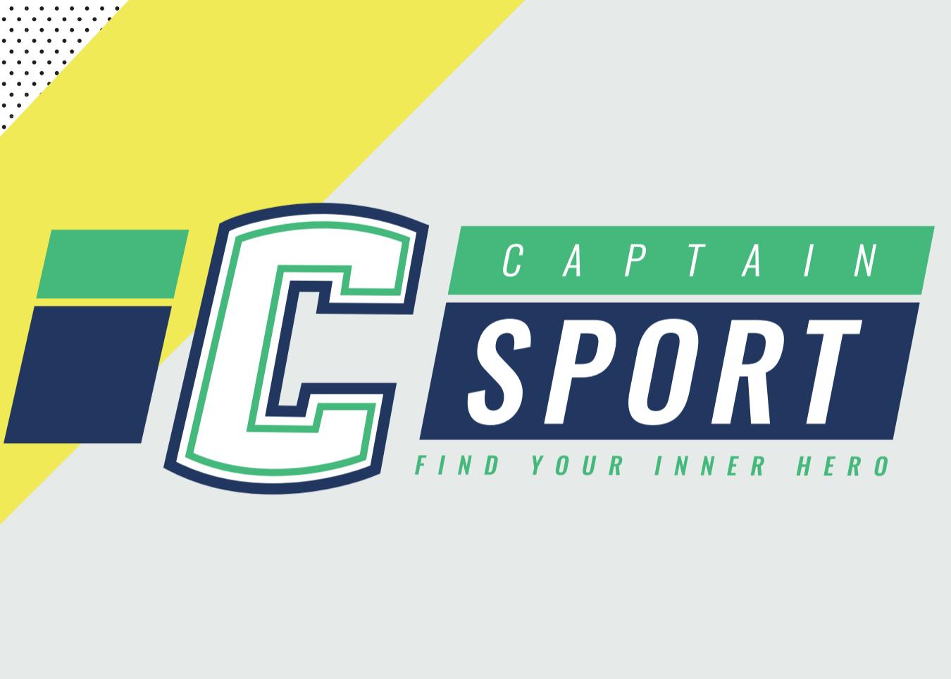 Logo van Captain Sport Sportkampen en Schoolsportdagen