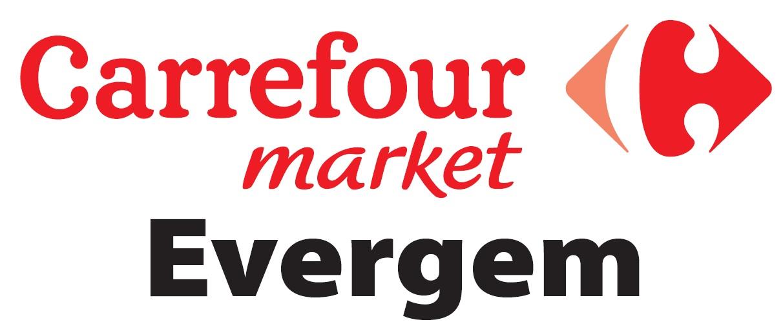 Logo van Carrefour Market Evergem