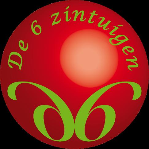Logo van De 6 Zintuigen