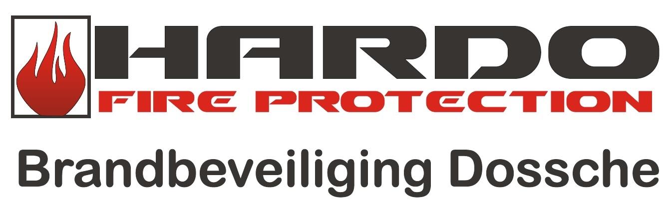 Logo van HARDO Fire Protection - Brandbeveiliging Dossche
