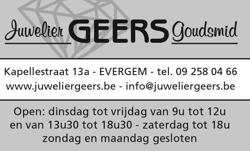 Logo van Juwelier Geers Goudsmid