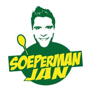 Logo van Soeperman Jan