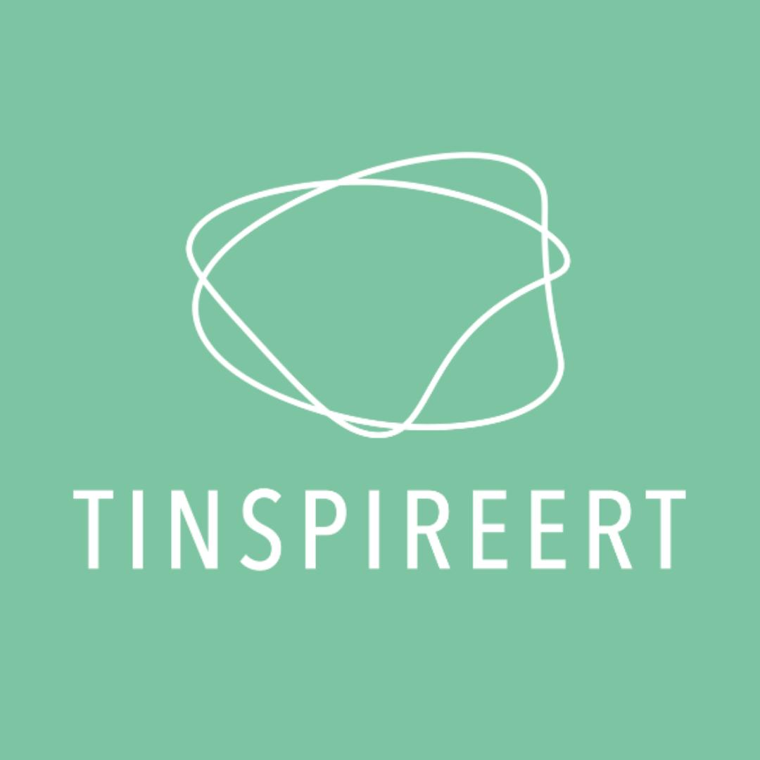 Logo van Tinspireert - Coaching en workshops voor meer rust en zelfvertrouwen