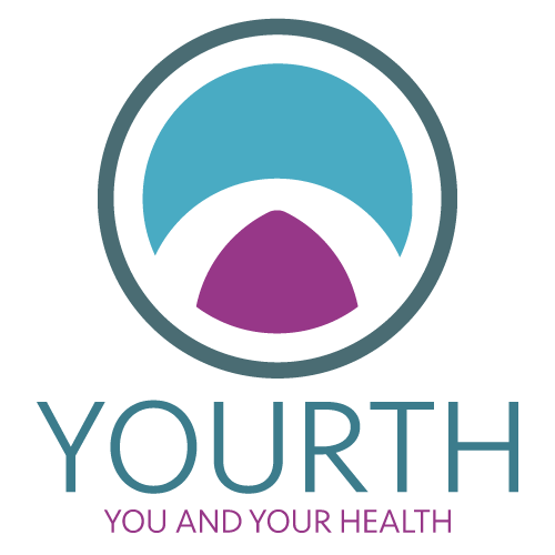 Logo van YOURTH . you and your health